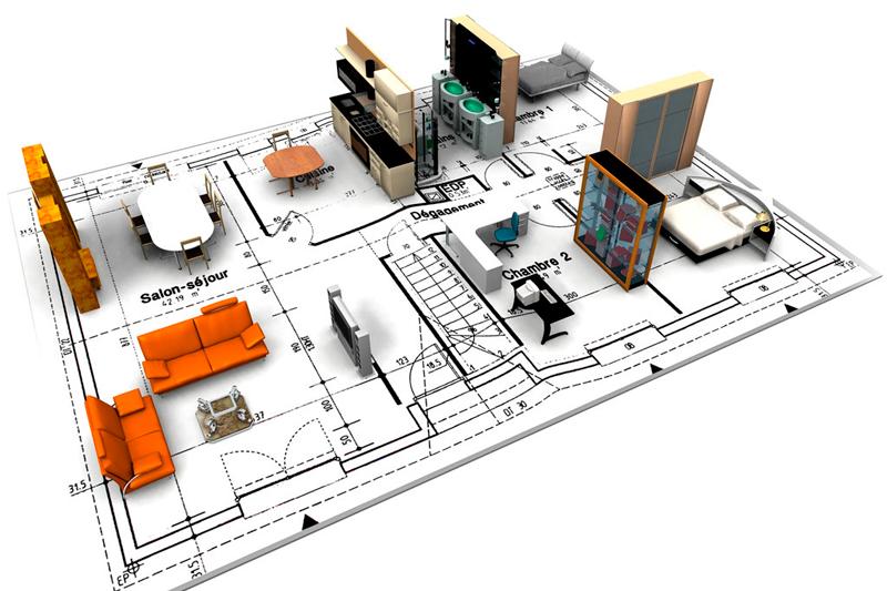 Дизайн проект квартир заказать